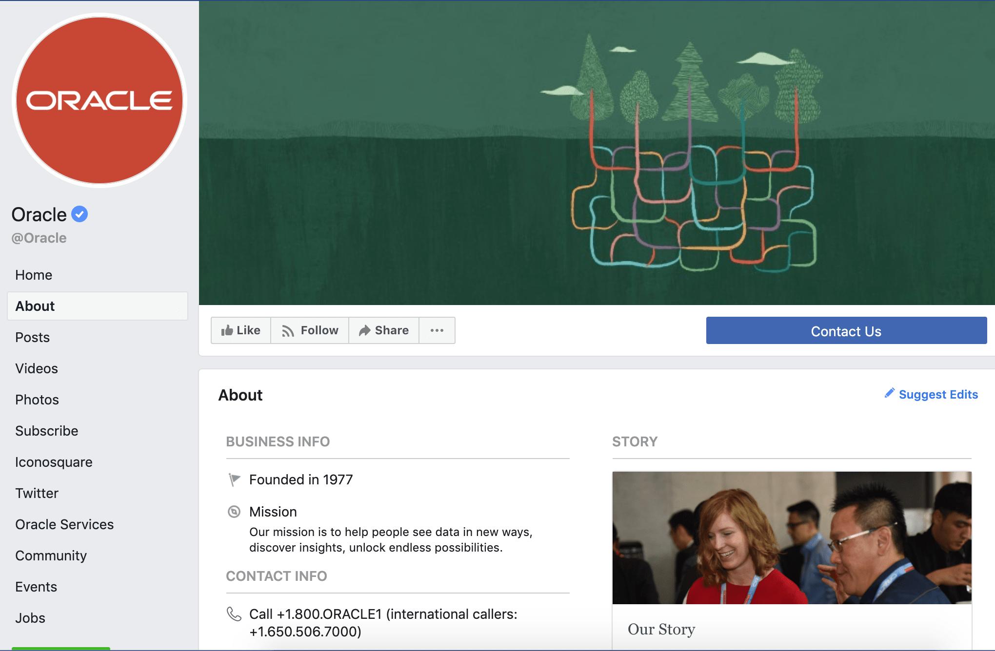 oracle fbook