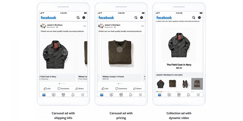 Facebook Can Now Deliver Ads That Are Dynamically Tailored to Each User via @MattGSouthern