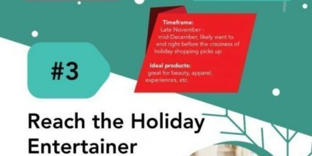 4 Ways to Sleigh Holiday Influencer Marketing [Infographic]