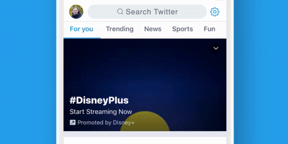 Twitter Rolls Out a New Ad Unit in the Explore Tab via @MattGSouthern