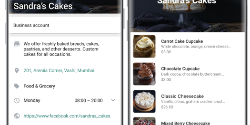 WhatsApp Launches Product Catalogs for Small Businesses
