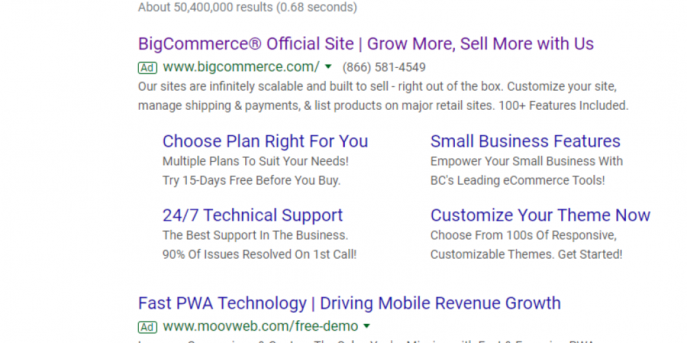 The 3 Biggest Benefits & Disadvantages of Bidding on Competitors in Paid Search (3 Examples)