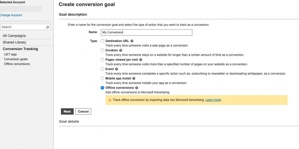 How to Track Offline Conversions in Microsoft Advertising via @timothyjjensen