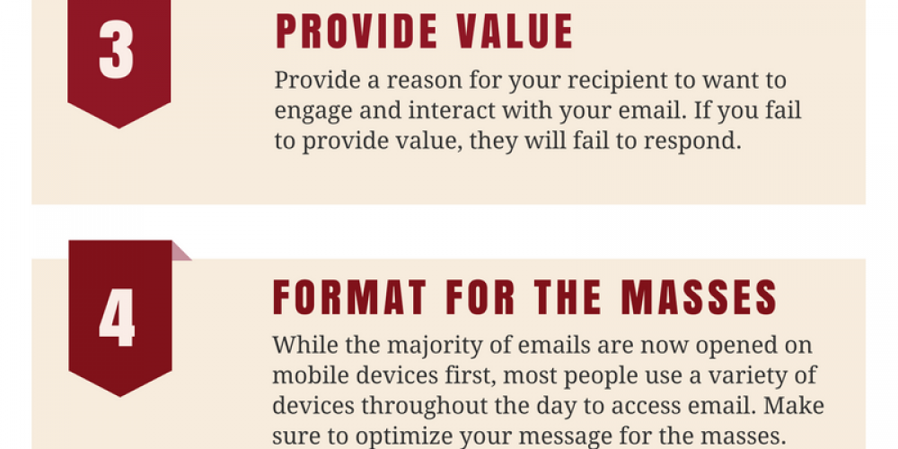 7 Steps to Great Email Marketing [Infographic]