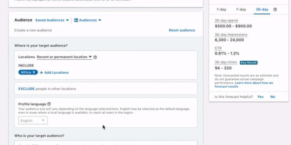 LinkedIn Introduces Enhanced Targeting Tools for Advertisers via @MattGSouthern