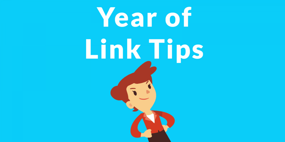 A Year of Link Building Tips via @martinibuster