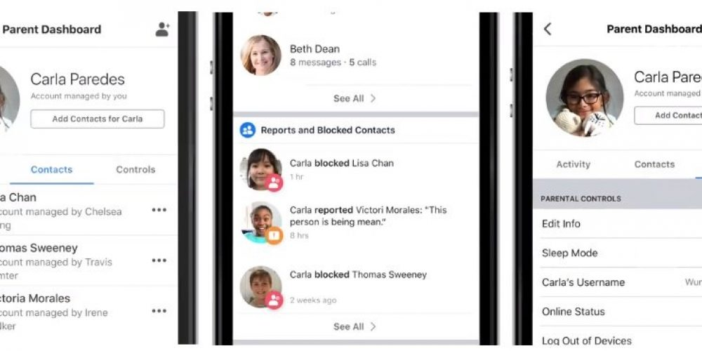 Facebook Adds New Controls and Data Transparency Tools in Messenger Kids
