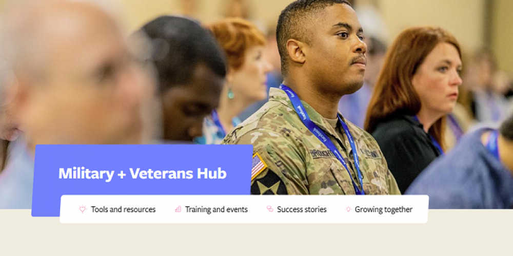 Facebook Launches Military and Veterans Hub to Improve Digital Skills for Those Who Serve
