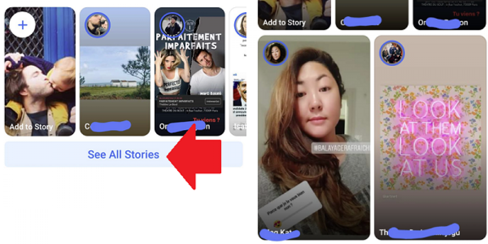 Facebook Tests New Format for Separate Facebook Stories Discovery Page