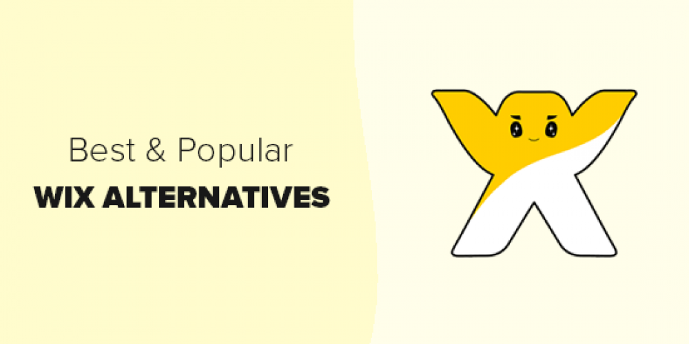 7 Best Wix Alternatives in 2020 (More Powerful and Reliable)