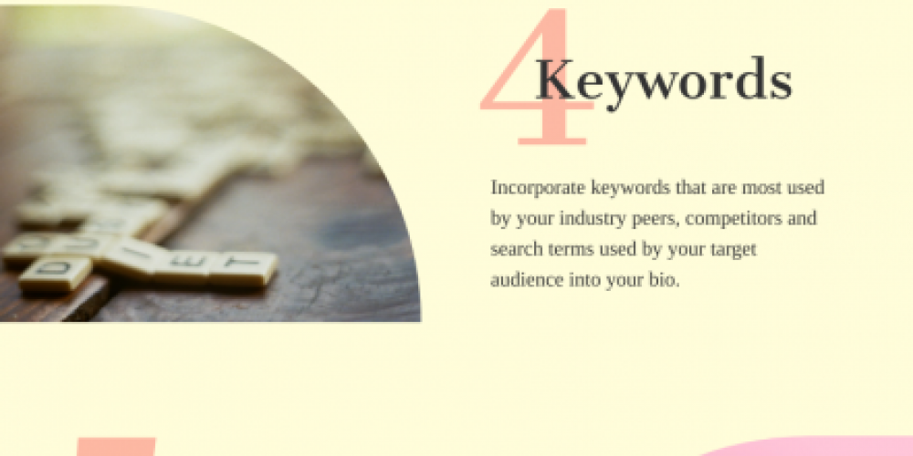 Writing a Great Social Media Bio for Your Brand [Infographic]