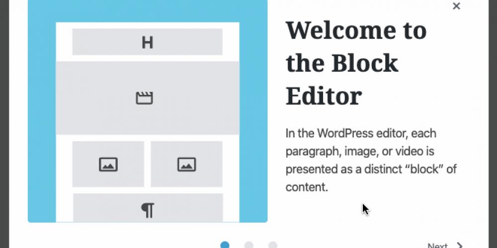 WordPress Announces Gutenberg 7.1 – It's Big! via @martinibuster