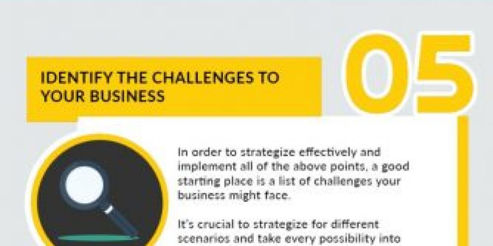 8 Ways for Your Business to Stay Ahead During the COVID-19 Outbreak [Infographic]