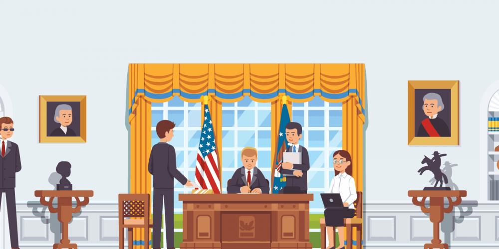 Trump Executive Order May Target Blogs, Recipe Sites & Forums via @martinibuster