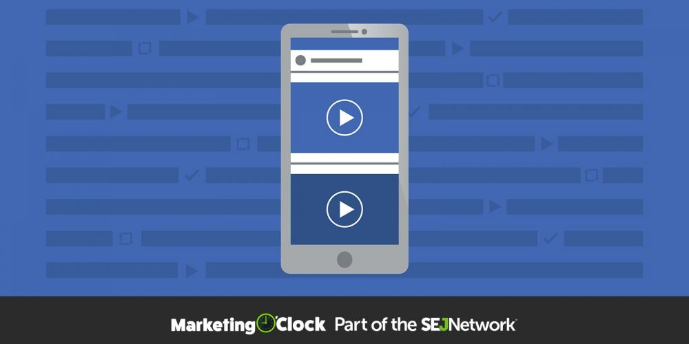 New Facebook Features for Video Publishers & This Week's Digital Marketing News [PODCAST] via @shepzirnheld