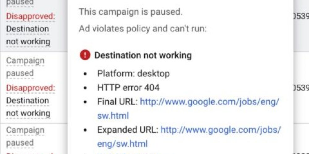 Google Ads Makes it Easier to Appeal Disapproved or Limited Ads via @MattGSouthern