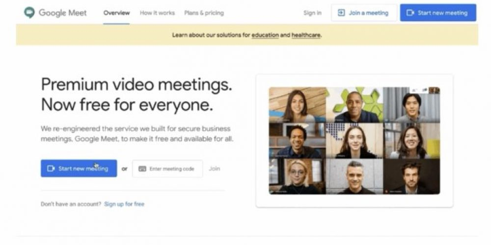 Google Meet is Now Free For All Users via @MattGSouthern