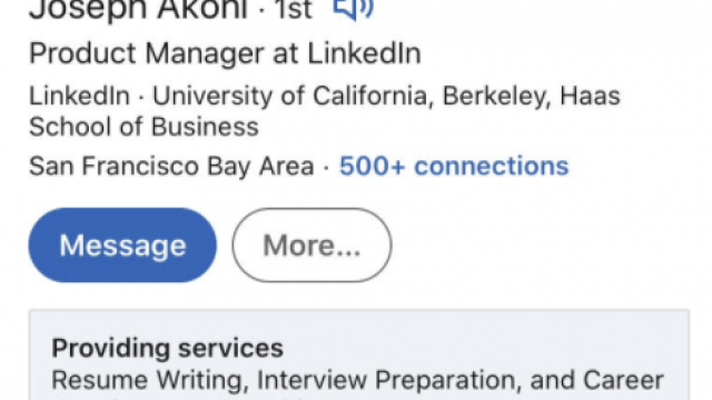 LinkedIn Adds Name Pronunciation Audio Clips to User Profiles via @MattGSouthern