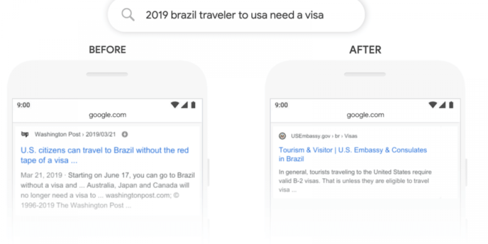 Google BERT Misinformation Challenged via @martinibuster