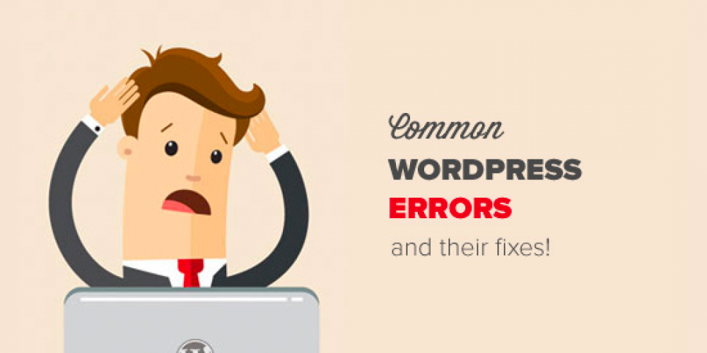 50 Most Common WordPress Errors and How to Fix Them