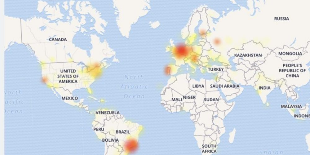 Facebook and Instagram Go Down Across the World on Thanksgiving Day via @MattGSouthern