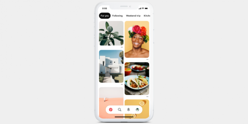 Pinterest Launches a Refresh of Its Mobile App via @MattGSouthern