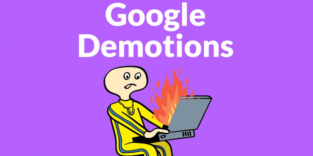 Google's Mueller Discusses Site Demotions via @martinibuster