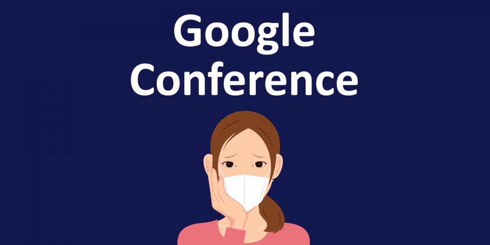 Google Webmaster Conferences Postponed via @martinibuster