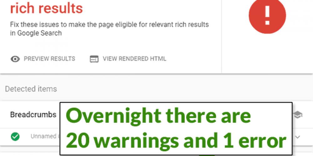 New Google Guided Recipes Blindsides Recipe Niche via @martinibuster