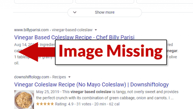 WP Rocket Is Not Reason for Missing Images in Rich Results? via @martinibuster