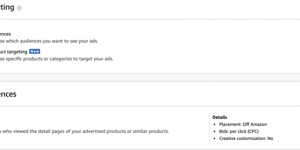 Strategies for Amazon's New Product Targeting on Seller Central via @SusanEDub