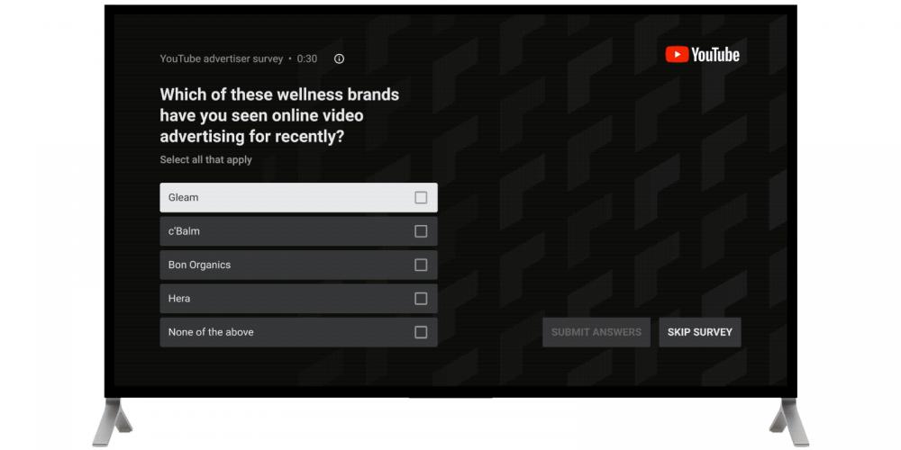 YouTube Expands Ad Formats for TV Screens via @SusanEDub