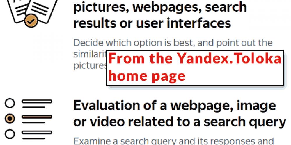 Yandex Announces Major Algorithm Update via @martinibuster