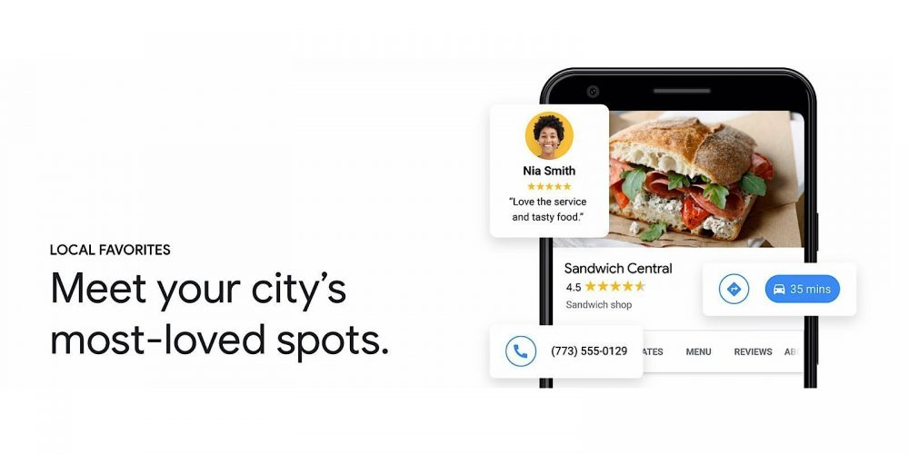 Google Highlights Restaurants That Earned 'Local Favorite' Status via @MattGSouthern