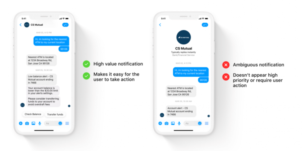 Facebook's Updated Best Practices for Business-to-Customer Messaging via @MattGSouthern