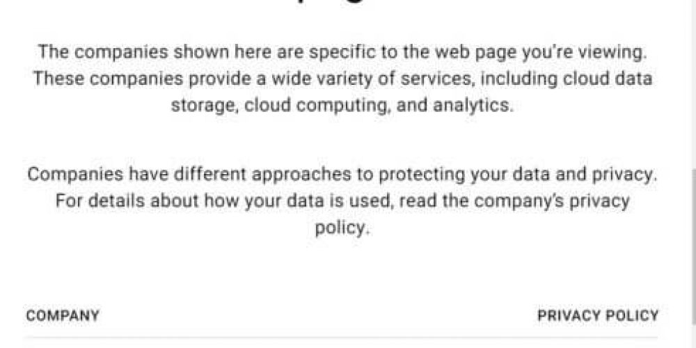 Will Google's Ad Disclosure schema catch on?