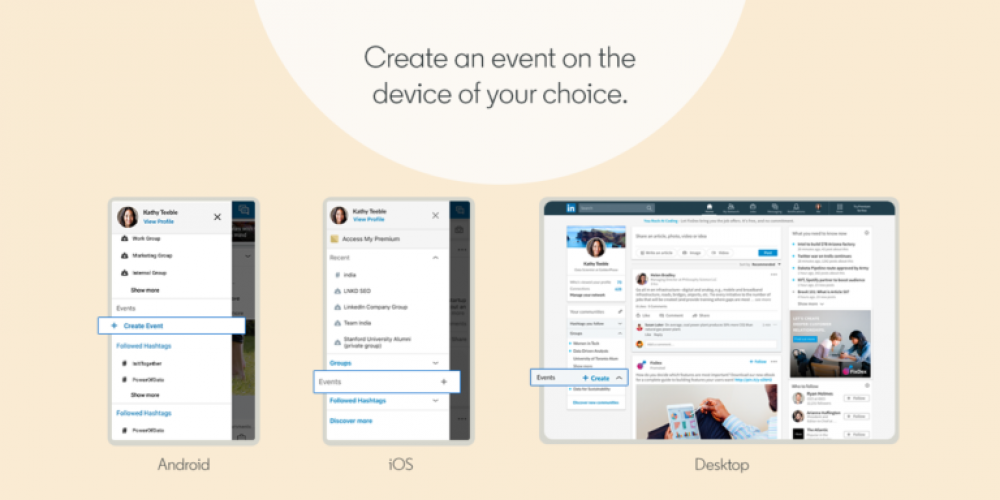 LinkedIn Gets a New Tool for Planning In-Person Networking Events via @MattGSouthern