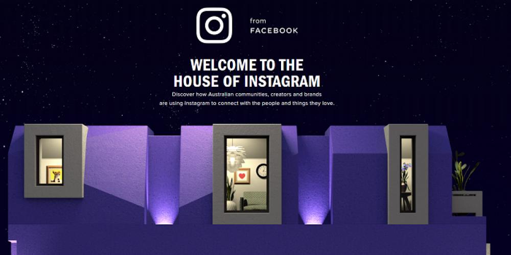Instagram Launches 'House of Instagram' Brand Advice Hub in Australia