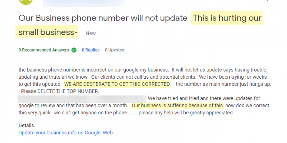 Google My Business Listing Suspended? Here's How to Recover via @sherrybonelli