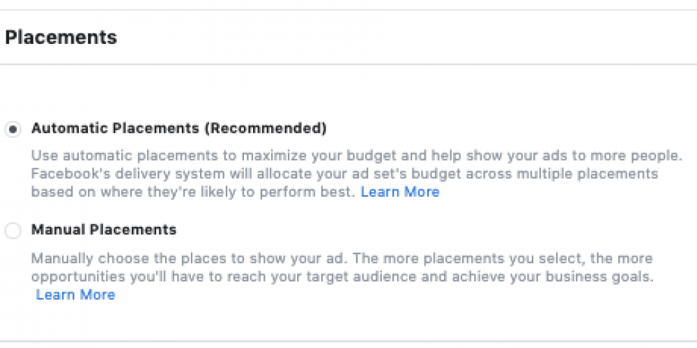 How to Perfect Your Facebook Ads Placement Strategy via @michellemsem
