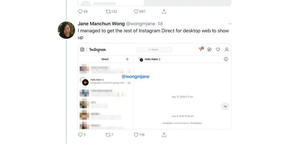 Instagram is Bringing Direct Messaging to its Desktop Site via @MattGSouthern