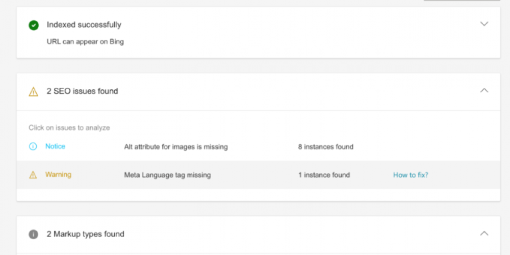 Bing's new URL Inspection tool: What it does and why to use it