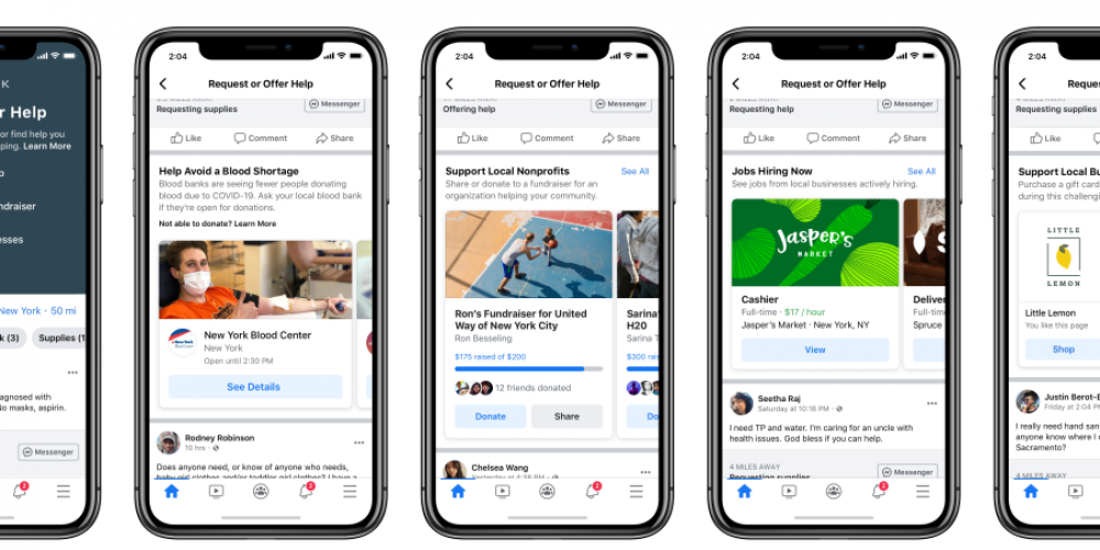 Facebook Expands Community Help Hub to Cater to More Assistance Options