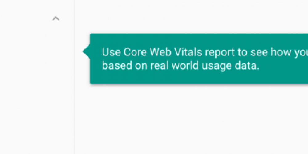Core Web Vitals report replaces Speed report in Google Search Console: What you need to know