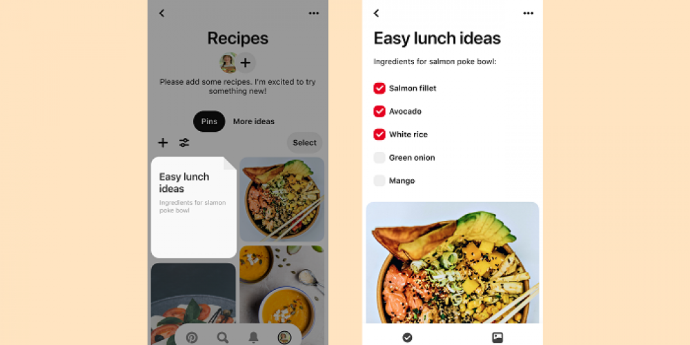 Pinterest Adds New Organization Tools to Boards to Assist in Planning