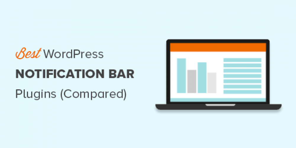 8 Best WordPress Notification Bar Plugins (Compared)