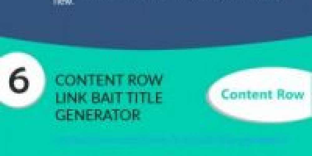 10 Tools to Help You Generate More Engaging Content Ideas for Your Blog [Infographic]