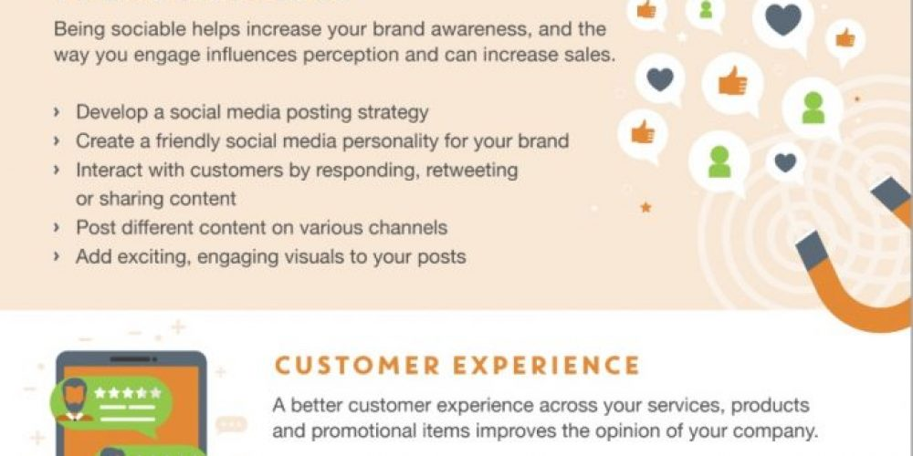 5 Psychological Factors of Brand Awareness and Trust [Infographic]