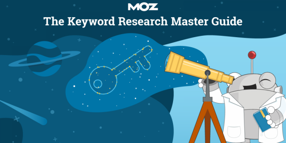 Announcing: The Keyword Research Master Guide [New for 2020]