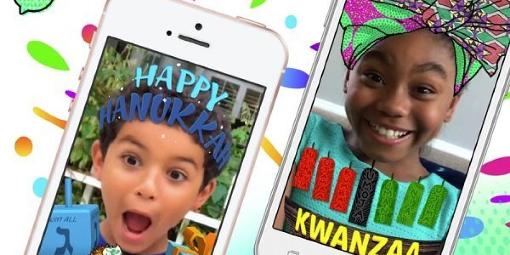 Facebook Adds New Holiday Features to Messenger Kids App